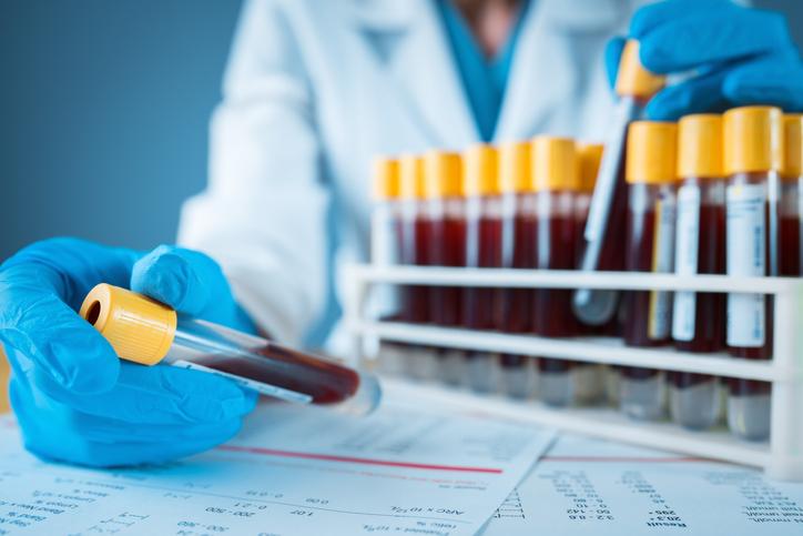 blood test for behavioral health